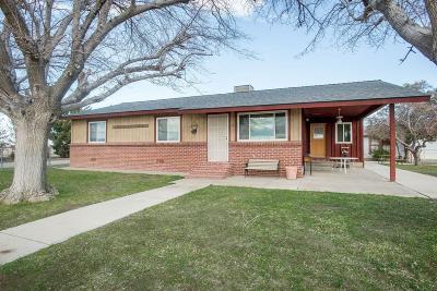 Coalinga Single Family Home For Sale: 39230 S Calaveras