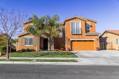 Visalia Single Family Home For Sale: 3124 W Stewart Avenue