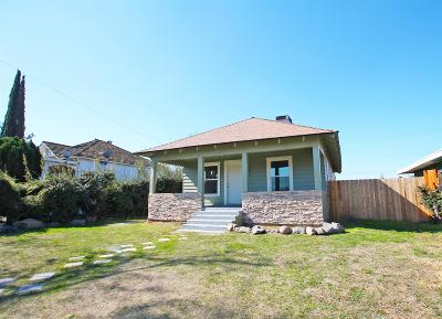 Fresno Single Family Home For Sale: 141 N Echo Avenue