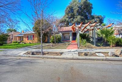 Fresno Single Family Home For Sale: 1375 N Safford Avenue