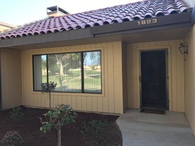 Fresno Condo/Townhouse For Sale: 1823 W Santa Ana Avenue
