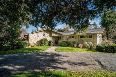 Fresno Single Family Home For Sale: 1381 W Robinwood Lane