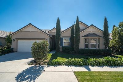 Visalia Single Family Home For Sale: 3527 W Oakridge Avenue
