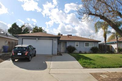 Fresno Single Family Home For Sale: 3857 N Stanford Avenue