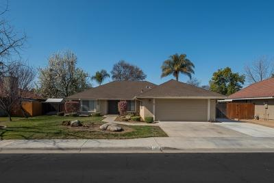 Clovis Single Family Home For Sale: 1172 Jasmine Avenue