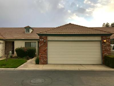 Clovis Condo/Townhouse For Sale: 460 Quill Lane