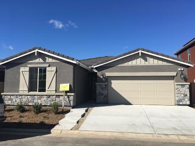 Clovis Single Family Home For Sale: 936 Linsay Lane #1018