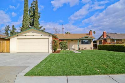 Clovis Single Family Home For Sale: 21 San Jose Avenue