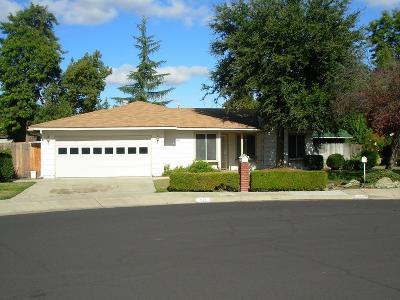 Clovis Single Family Home For Sale: 575 W Ashcroft Avenue