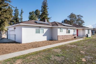 Clovis Single Family Home For Sale: 8268 E Alluvial Avenue