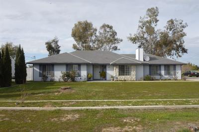 Madera Single Family Home For Sale: 30623 Sunnyside Avenue