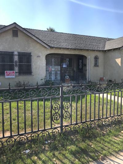 Fresno Single Family Home For Sale: 3438 E Butler Avenue