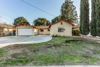 Fresno Single Family Home For Sale: 4978 E White Avenue