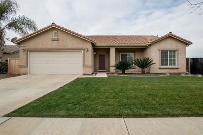Sanger Single Family Home For Sale: 1357 Dalton Avenue