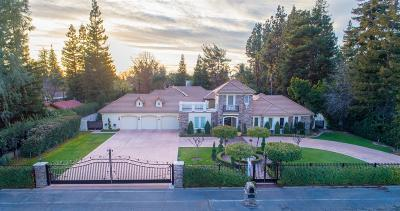 Single Family Home For Sale: 6241 N Van Ness Boulevard