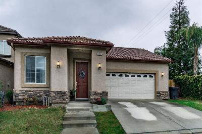 Sanger Single Family Home For Sale: 2622 Casty Court