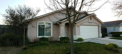Sanger Single Family Home For Sale: 621 Gloria Avenue