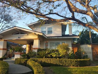 Single Family Home For Sale: 655 E University Avenue