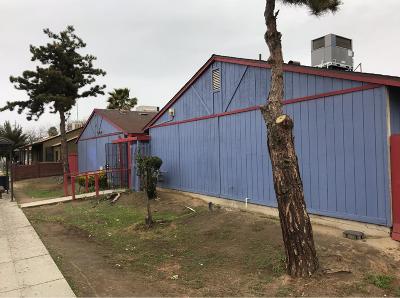 Fresno Multi Family Home For Sale: 1414 N 1st Street