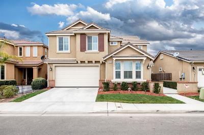 Clovis Single Family Home For Sale: 3266 Carmelita Avenue