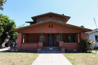 Single Family Home For Sale: 540 N Ferger Avenue