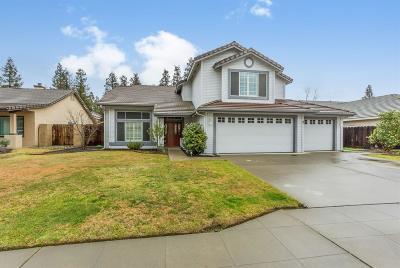 Clovis Single Family Home For Sale: 1647 McKelvy Avenue