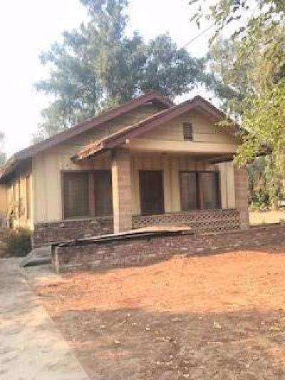 Single Family Home For Sale: 1915 W Olive Avenue