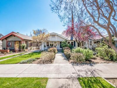 Fresno Single Family Home For Sale: 716 E Vassar Avenue