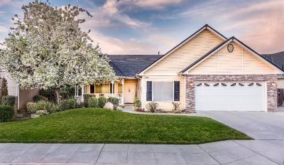 Fresno Single Family Home For Sale: 2830 E Jon Drive