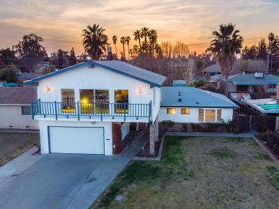 Fowler CA Single Family Home For Sale: $255,000