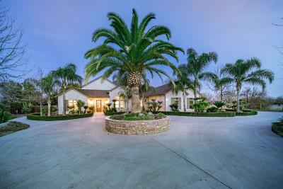 Clovis Single Family Home For Sale: 10194 N Fowler Avenue