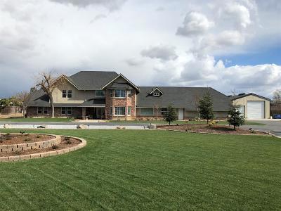 Clovis Single Family Home For Sale: 10062 N Fowler Avenue
