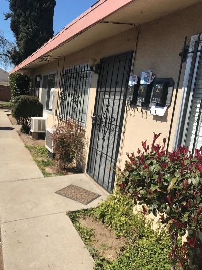 Clovis, Fresno, Sanger Multi Family Home For Sale: 2313 N Glenn Avenue