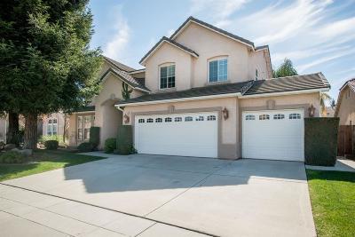 Clovis Single Family Home For Sale: 2634 Finchwood Avenue