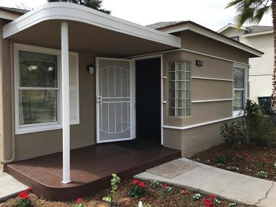 Fresno Single Family Home For Sale: 216 E Peralta Way