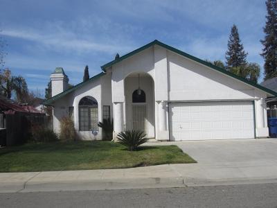 Clovis Single Family Home For Sale: 1116 N Purdue Avenue
