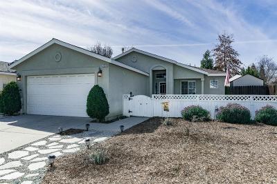 Clovis Single Family Home For Sale: 2220 Hanson Avenue