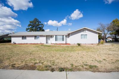 Fresno Single Family Home For Sale: 4545 E Clinton Avenue