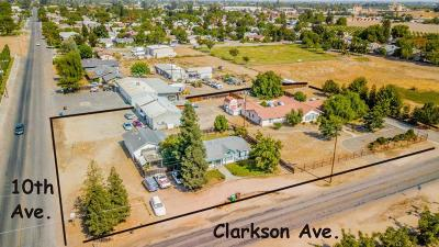 Kingsburg Multi Family Home For Sale: 520 10th Avenue