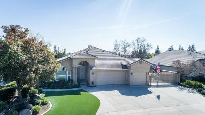 Clovis Single Family Home For Sale: 2552 Bellaire Way