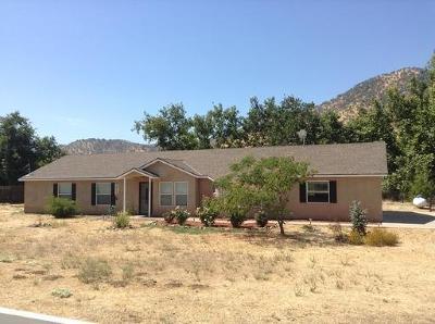 Sanger Single Family Home For Sale: 7533 Live Oak Drive