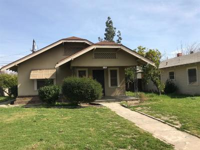 Single Family Home For Sale: 1118 N Carruth Avenue