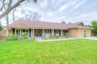 Fresno Single Family Home For Sale: 6043 N Pleasant Avenue