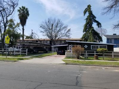 Fresno Multi Family Home For Sale: 611 N 5th Street