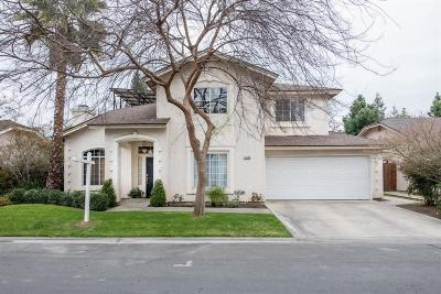 Fresno Single Family Home For Sale: 10588 N Seacrest Drive
