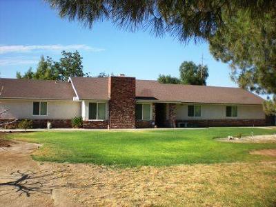 Fresno CA Single Family Home For Sale: $350,000