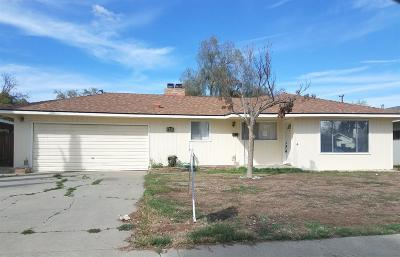 Coalinga Single Family Home For Sale: 464 Dartmouth Avenue
