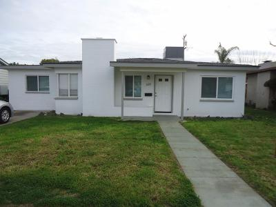 Selma CA Single Family Home For Sale: $214,900