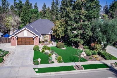 Fresno Single Family Home For Sale: 434 E Cole Avenue