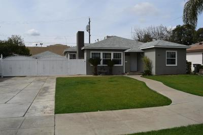 Fresno Single Family Home For Sale: 2417 N Vagedes Avenue